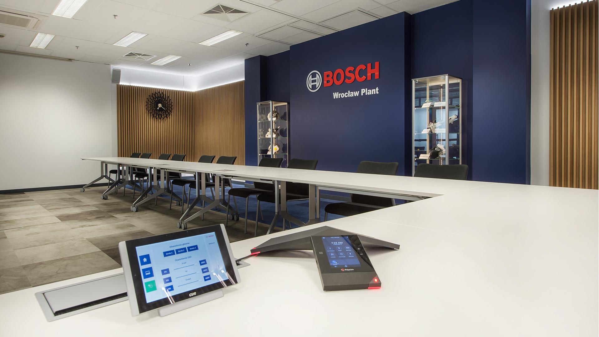 Realizacje - Przemiana firmy BOSCH  — inna jakość pracy