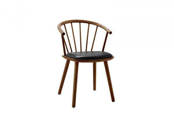 Krzesło Sleek low back