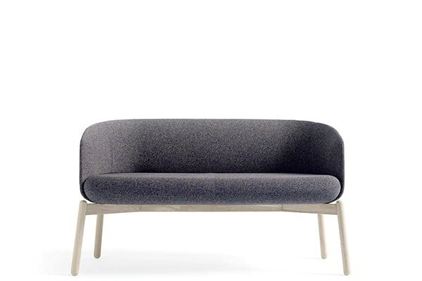 Sofa Low Nest Wood