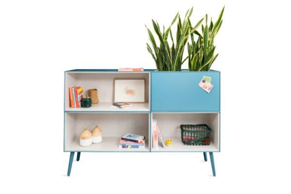 Regał Freestanding Bookcase