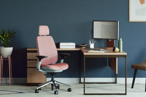 Krzesło Series 2 – Pikowana tapicerka