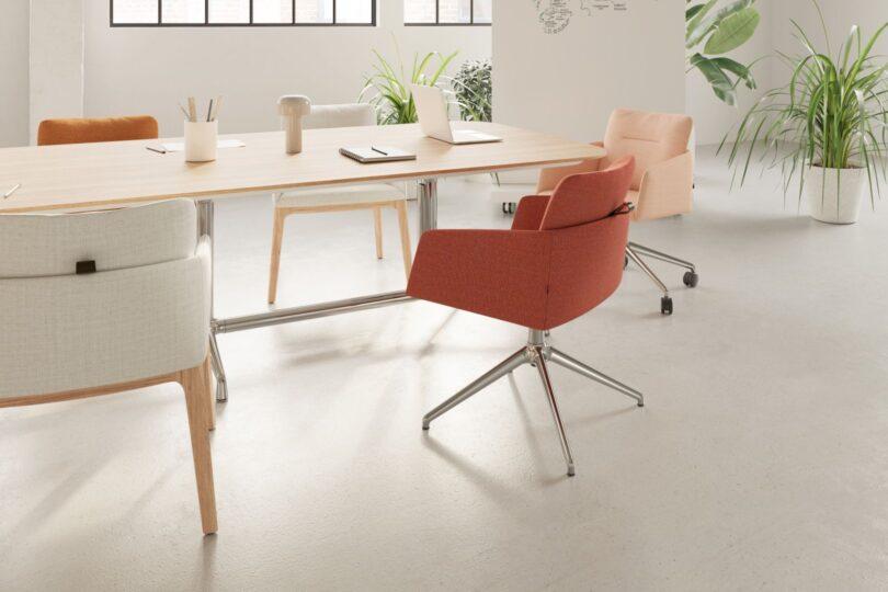 Krzesło Coalesse Marien152